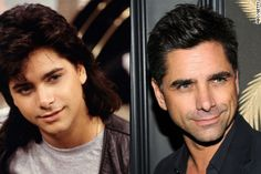 Then & Now he still looks amazing  John stamous is hot I love him