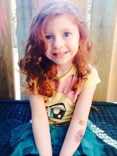 """Alexandra, Scarlett's mom, nominated her daughter to be Redhead of the Week. She said, """"Scarlett is wild, fearless, funny, sensitive, and she never gives up! She is also one of the most beautiful redheaded children I've ever seen...That's without bias.""""  READ:"""