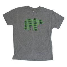 Bear Pattern - Logo Bolts