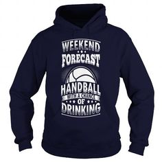 Funny Handball Handballer Shirt Forecast - Mens Premium T-Shirt  LIMITED TIME ONLY. ORDER NOW if you like, Item Not Sold Anywhere Else. Amazing for you or gift for your family members and your friends. Thank you! #handball #shirts