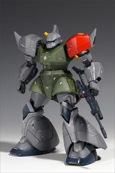 MGゲルググ Gundam Mobile Suit, One Word Art, Art Model, Kids And Parenting, Ranger, Armour, Star Wars, Robots, Fictional Characters