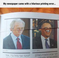 Printing Error