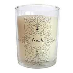I'm learning all about Fresh Candle at @Influenster!