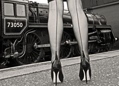 cuban heels please