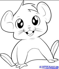 How To Draw Mice