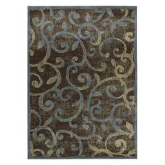 Nourison Expressions XP02 Area Rug | from hayneedle.com