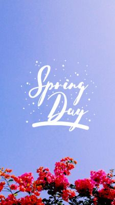 bts spring day wallpaper | Tumblr | Wallpaper in 2019 | Bts