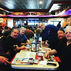 The Crest stopped by for breakfast and sang a few songs for us!!! #MelsDiner #SWFL #American #Restaurant #Diner #Breakfast #Brunch #Lunch #Dinner #DinerFood #Desserts #Drinks