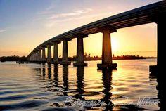Wabasso Bridge , Wabasso Florida Florida Coastline, Florida East Coast, Jim Wilson, Beach Scenes, Sunrise, Bridge, Wildlife, Spaces, Landscape