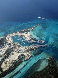 My favorite Bahama Island of them all-Chub Cay, Bahamas