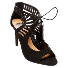 Women's dv Ivie Cut Out Lace Up Pumps -