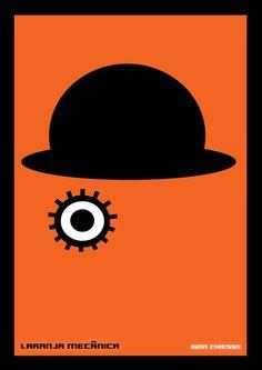 laranja mecanica