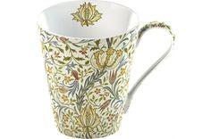 V&A Flora Fine Bone China Mug