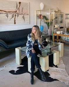 This Black- and Female-Owned Vintage Shop Houses All Your Dream Furniture Dream Furniture, Vintage Shops, Dreaming Of You, San Diego, Brick, Houses, Female, Shopping, Design