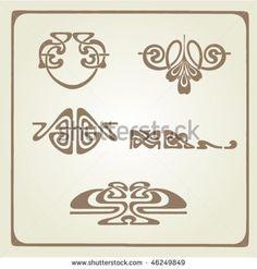 Art-deco Photos et images de stock | Shutterstock