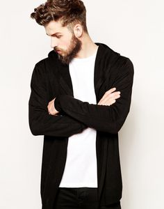 ASOS Black Friday 2014 Sale image ASOS Knitted Hooded Cardigan 800x1020