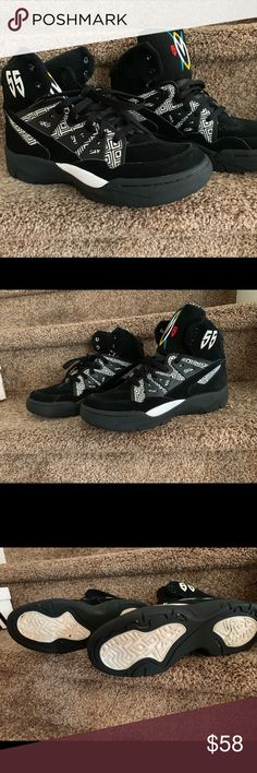 new styles 00615 5f8bf Adidas Mutombo Sneakers Only worn a few times!! Men s Adidas Mutombo  Sneakers adidas Shoes
