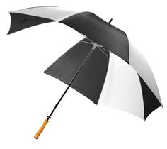 RAINY SUPER EXPRESS MOQ 24 pcs Black and white golf umbrella