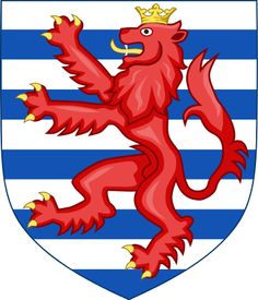 House of Luxembourg (Counts of Luxembourg).