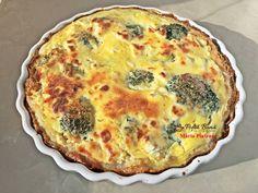Quiche Lorraine, Broccoli, Food And Drink, Homemade, Breakfast, Recipes, Design, Mariana, Per Diem