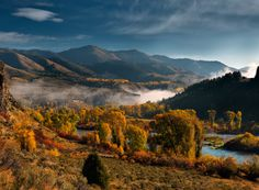19 epic fotos that shows Idaho is one of the most underrated states in the US. Did you know Idaho is home to the deepest canyon in the US? Deeper than the Grand Canyon.