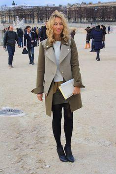 Your coat, madam.