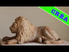 Horse Sculpture Process from Beginning to End - YouTube