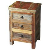 Found it at Wayfair - Artifacts Arya Rustic Accent Chest