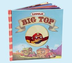 Little Big Top - Canon #PotteryBarnKids