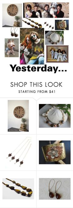 """Yesterday..."" by varivodamar ❤ liked on Polyvore featuring modern"