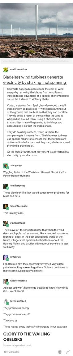 This seems to have gone from the science side of tumblr to the Night Vale side of thumblr, including a spanish scientist and a desert!