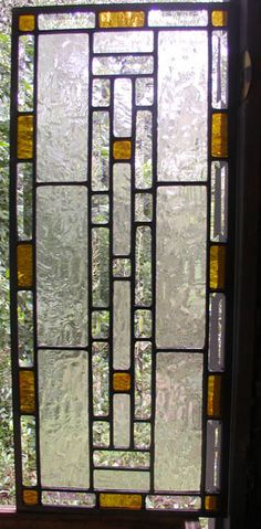 Stained Glass Cabinet Doors | Kitchen: Stained Leaded Glass ...