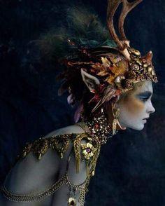 Midsummer fairy