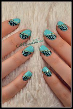 Missadelinne:   #nail #nails #nailsart