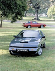 1983 - Starion