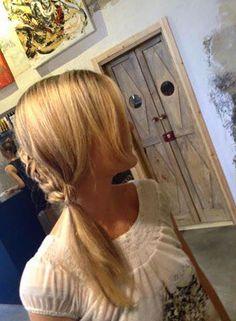 #urbanglamilano #hairstyle #braids #hair #trend #urbanomania #coloredhair