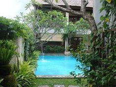 Villa Puriartha Bali - Swimming pool  affordable tp nggak ada valley view Ubud Resort, Ubud Hotels, Valley View, Bali, Swimming Pools, Villa, Outdoor Decor, Home Decor, Decoration Home