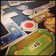 Castles of Mad King Ludwig by Bezier Games, Inc. Photo by: @SHeartsOrRivals youtube.com/sweetheartsorrivals