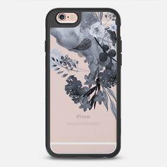 MIDNIGHT BOUQUET by Monika Strigel iPhone 6s case by Monika Strigel | Casetify