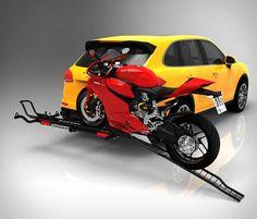 Motorcycle Towing, Motorcycle Carrier, Trailer Hitch Bike Rack, Jeep Racks, Camper Steps, Motorhome, Cargo Rack, Toyota Fj40, Mini Bus