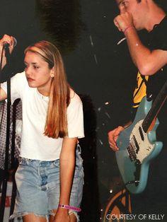 early 90's Gwen Stafani