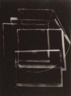 László Moholy-Nagy, Untitled, 1924, gelatin silver print (photogram)