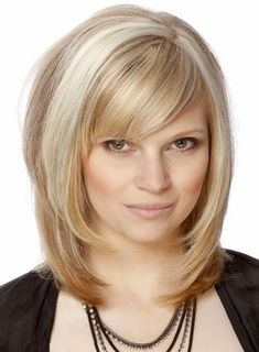 Top Quality Soft Elegant Medium Straight Wig 100% Human Hair about 14 Inches