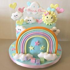 O 1º mês da comemoração do maior amor do mundo !!! Que Deus te abençoe Anna Clara☀️☁️!! . #bolos #bolosdecorados #bolospersonalizados #mesversario #bolomesversario #1mes #bolosladocica #boloscuiaba #doceriacuiaba #confeitariacuiaba #ladocica #ladocicadoces