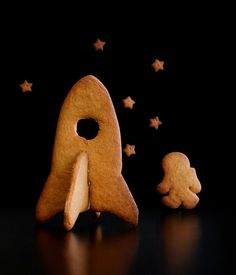 3D space cookie cutters!