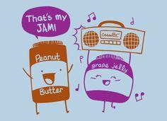 Peanut butter's Jam
