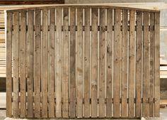 Un model de gard din lemn, creat de Mobina SRL Suceava. Divider, Texture, Wood, Crafts, Furniture, Design, Home Decor, Surface Finish, Manualidades