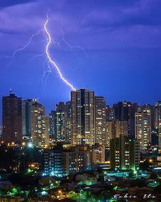 Raios!!!: Gleba Palhano - Londrina
