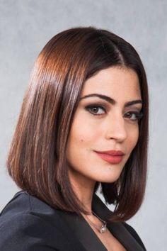 cortes de cabelo chanel longo reto
