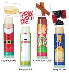 Holiday Sweets Lip Balms Reg. $0.99